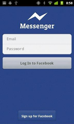 facebook messenger su chat  el iphone  android