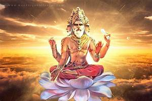 Lord Brahma wallpaper, pics & hd photo download
