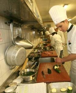 metier autour de la cuisine fiche métier cuisinier