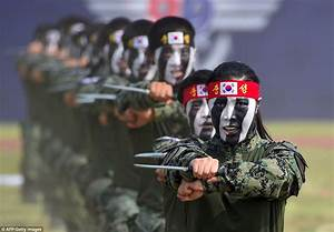 South Korea takes its turn to display its military might ...