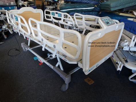 stryker go bed hospital beds