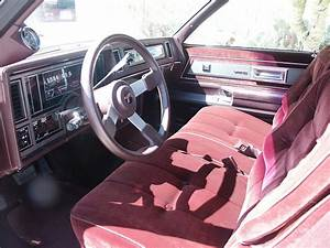 1987 BUICK REGAL LIMITED 2 DOOR COUPE - 61576