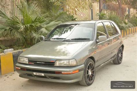 1989 Daihatsu Charade by Daihatsu Charade Cars For Sale In Islamabad Verified Car