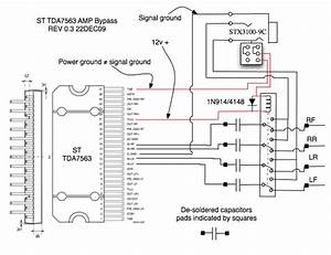 In The Above Schematic  The Switch Integrated With The 1  8 U0026quot  Jack Acts To Switch Sources  It