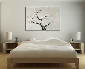 9 ideas to decorate your bedroom walls ptmimages for Decorated bedroom walls