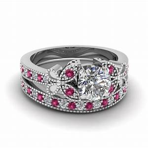 bridal sets buy custom designed wedding ring sets With engagement and wedding ring sets in white gold