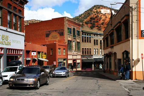 The Road: Bisbee, AZ