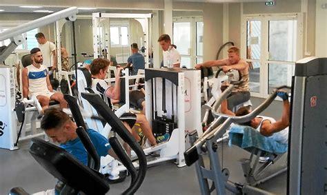 salle remise en forme sport espace forme a relanc 233 ses activit 233 s au gymnase locmariaquer letelegramme fr