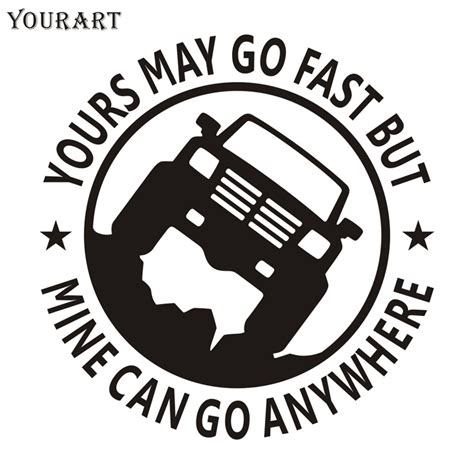 Fly JDM Sticker Decal Vinyl Car Truck Boat SUV Funny Drift Window Racing Yetti