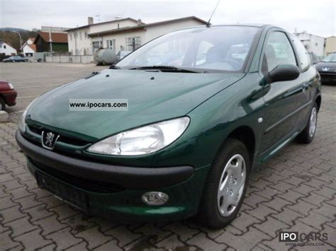 peugeot small automatic cars 2002 peugeot 206 75 premium auto air 1 hand car