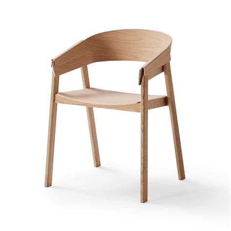 chaise muuto cover wood chair skandium