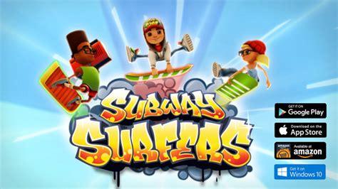 для windows 10 mobile состоялся выпуск новой версии игры subway surfers