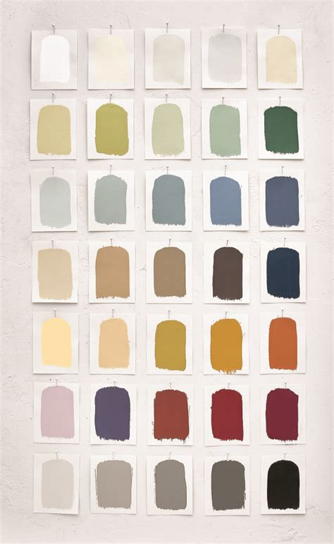 color by crate and barrel paint collection the room