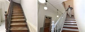 Offene Treppe Schließen Vorher Nachher : bauarbeiten und altbausanierung maler regenbogen ~ Buech-reservation.com Haus und Dekorationen