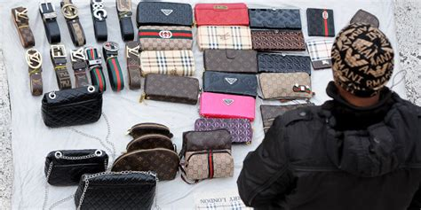 Fake Bags, Clothing Less Popular As Shoppers Find Better