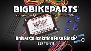 Universal Isolation Fuse Block