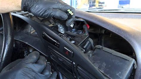 replace  dashboard    dodge ram van