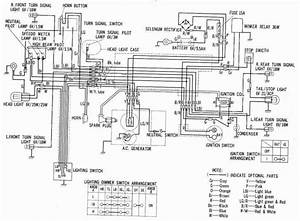 Bajaj Pulsar 150 Electrical Wiring Diagram And Wrg