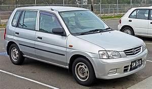 Mazda 121 Ford Festiva Mini Wagon