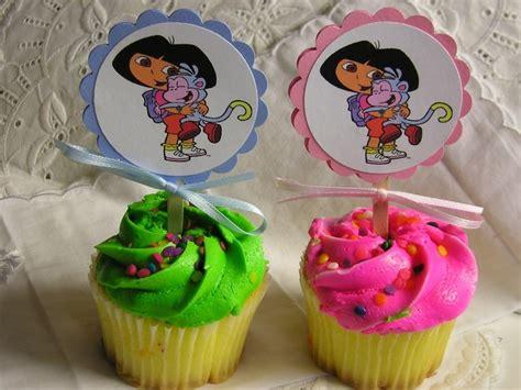 images  dora  explorer cakes  cupcakes