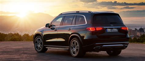 New Mercedes Gls by The New Mercedes Gls