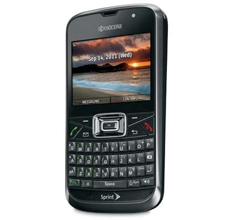 send email to sprint phone sprint kyocera brio locked gsm cell phone email text