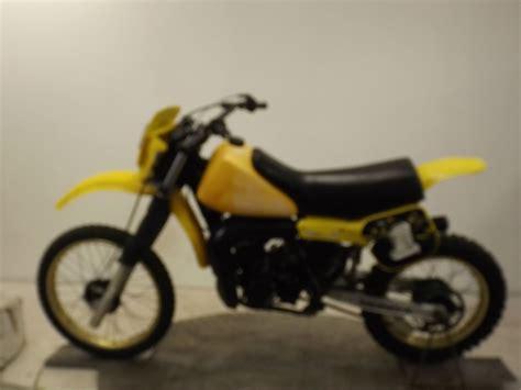 evo motocross bikes yamaha yz250j 1982 2 stroke evo twinshock motocross bike