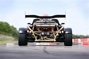 Ariel Atom V8  El Kart Que Supera Al Veyron