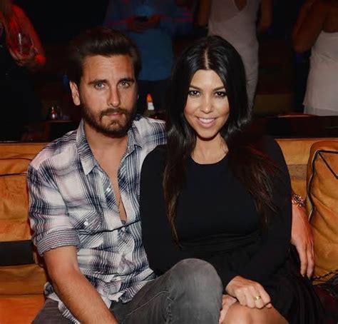 Fans react after Kourtney Kardashian labels ex Scott ...