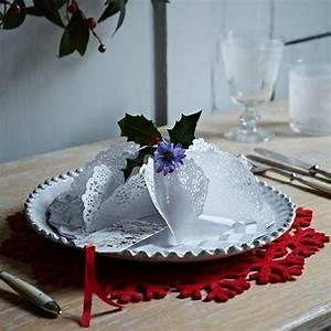 Sottopiatti natalizi in feltro le idee fai da te per la tavola di Natale FOTOdonnaclick