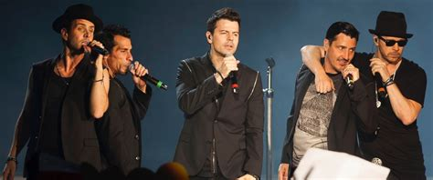 New Kids On The Block Announce Summer Tour With Tlc, Nelly