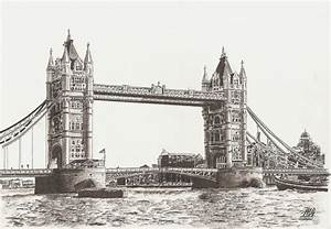 London Bridge Dessin : tower bridge london icon suspension bridge river thames wallpapers ~ Dode.kayakingforconservation.com Idées de Décoration