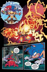 Idw Sonic The Hedgehog  10 Preview Page 5  U2013 The Sonic Stadium
