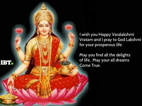 Please scroll down to end of page for previous years' dates. Happy Varamahalakshmi festival 2016: Quotes, wishes ...