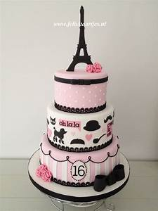 Sweed Paris : sweet 16 cake for my daughter 39 s birthday desserts pinterest sweet 16 cakes 16 cake and ~ Gottalentnigeria.com Avis de Voitures