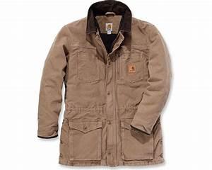 Carhartt Sandstone Canyon Coat 101683 Mammothworkwear Com
