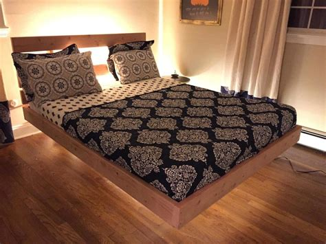 diy bed frames   give   comfortable sleep