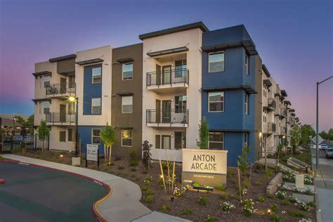Affordable Housing In Sacramento - anton arcade