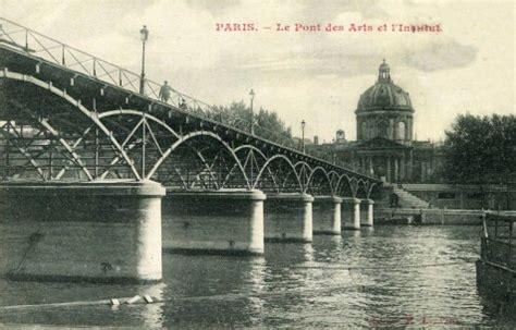 le pont des arts en