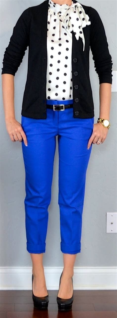 25+ Best Ideas about Royal Blue Outfits on Pinterest | Royal blue shirts Royal blue pants and ...