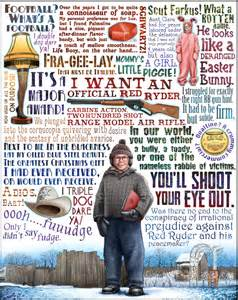 Christmas Story Red Ryder Quote