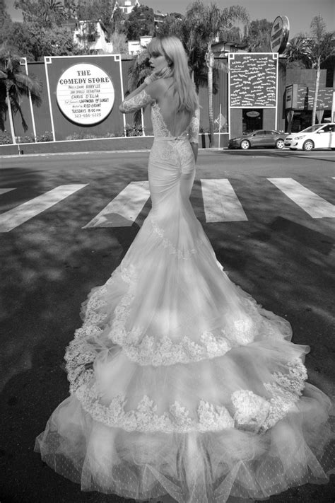 Inbal Dror 2014 Wedding Dresses The Los Angeles Collection