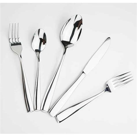 flatware stainless steel sets tableware dinnerware most popular