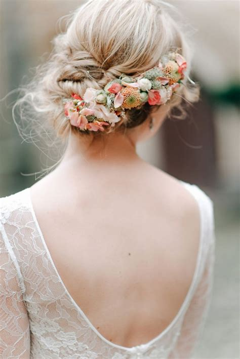 Best 25 Bridal Hair Flowers Ideas On Pinterest