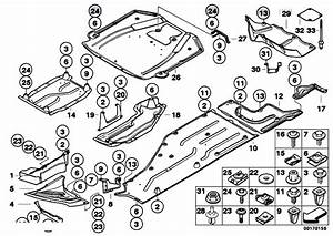 Original Parts For E66 730ld M57n2 Sedan    Vehicle Trim