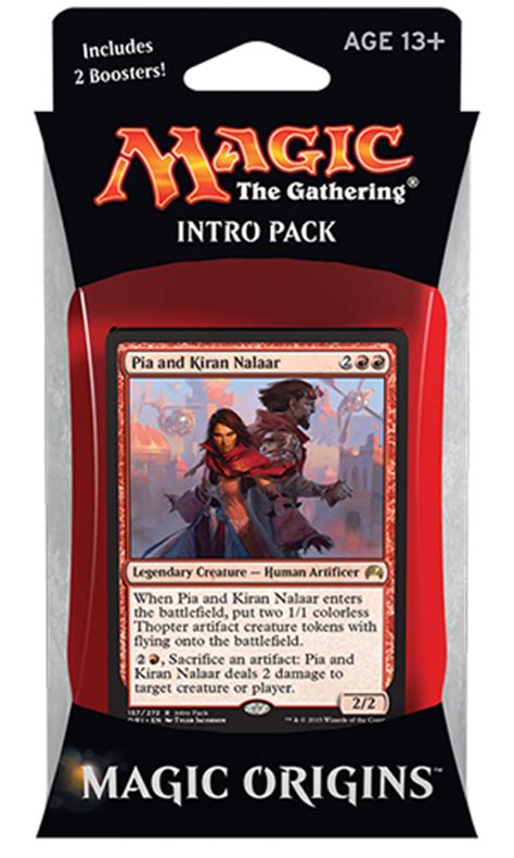 origins packaging magic the gathering