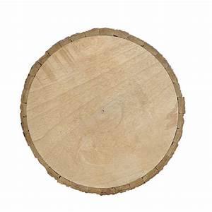 Rondin De Bois Table : gros rondin de bois ~ Teatrodelosmanantiales.com Idées de Décoration