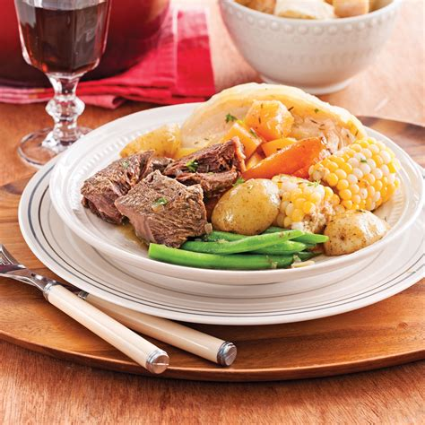 cuisine canadienne le bouilli de grand maman recettes cuisine et