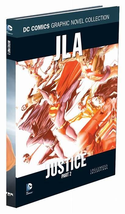 Dc Comic Graphic Novel Heroes Eaglemoss Books