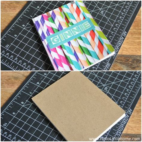 diy personalized notepads men s and women s gift guide